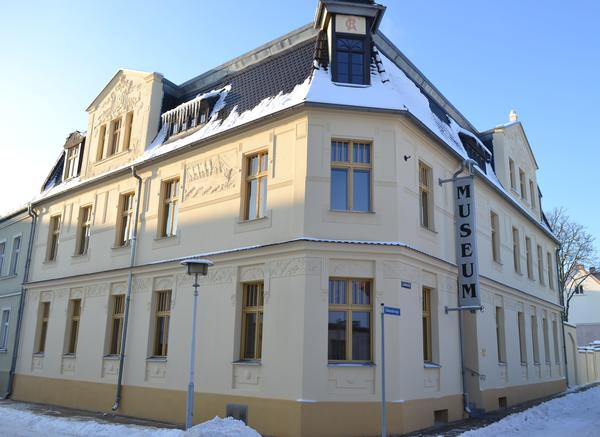 Museum im Winter